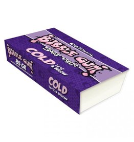 Bubble Gum Bubble Gum Wax Purple Cold 16c & Below