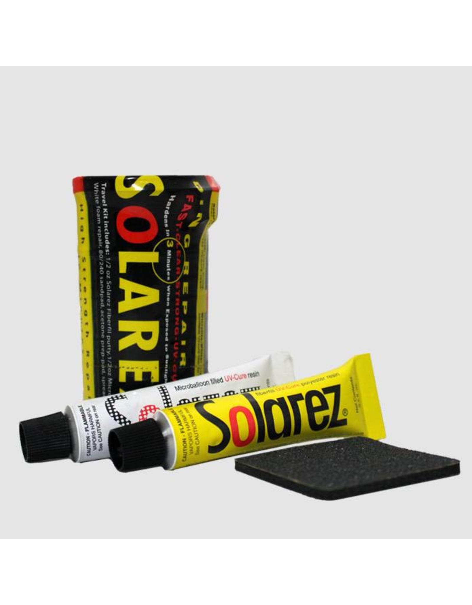 Solarez Solarez Travel Kit Repair UV Mini