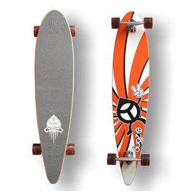 Bugz Bugz Longboard Skateboard Cruiser 117
