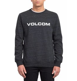 Volcom Volcom Imprintz Crew Sulfur Black