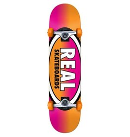 Real Real Oval Fades XL 8.25 Compleet