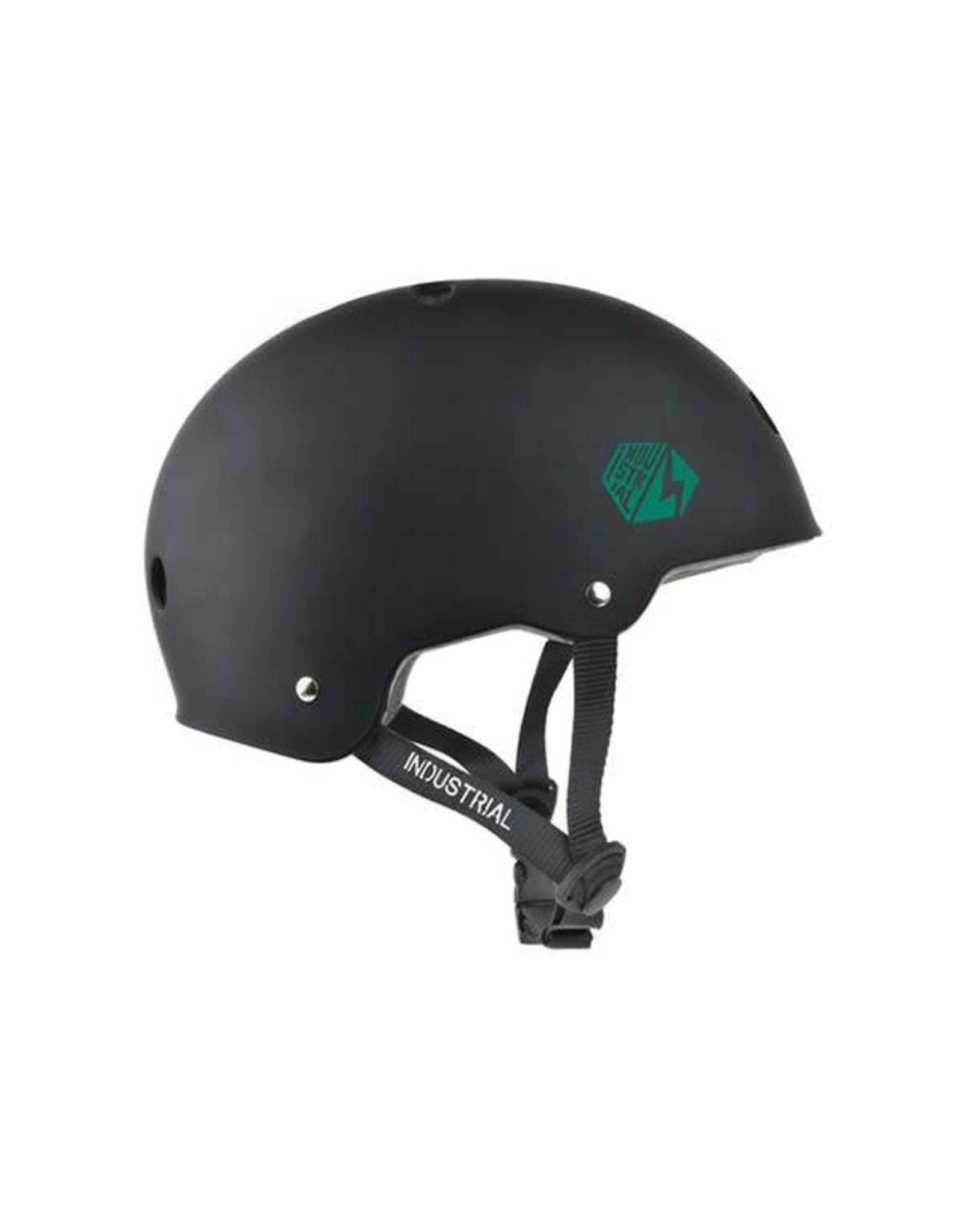 Industrial Industrial Certified Helmet Zwart/Groen