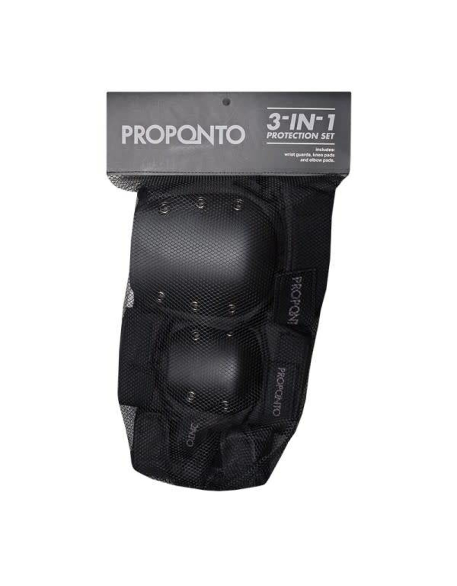 Proponto Proponto 3 in 1 Protection Pads Pack