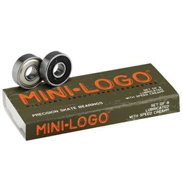 Mini Logo Mini Logo Bearings