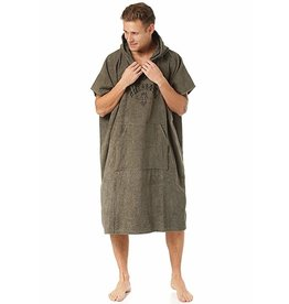 Billabong Billabong Mens Hoodie Towel Military