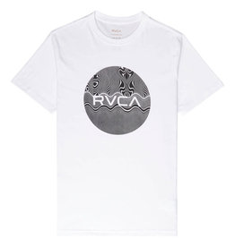 RVCA RVCA Motors Fill White