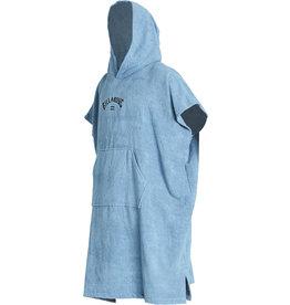 Billabong Billabong Boys Hoodie Towel Licht Blauw