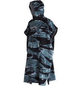 Billabong Billabong Boys Hoodie Towel Camo Black