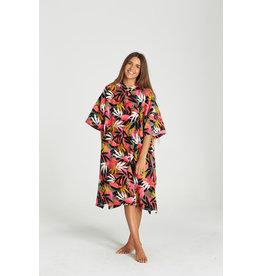 Billabong Billabong Womens Hoodie Towel Flower
