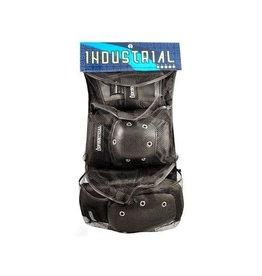 Industrial Industrial 3-IN-1 Pad Set Black XS