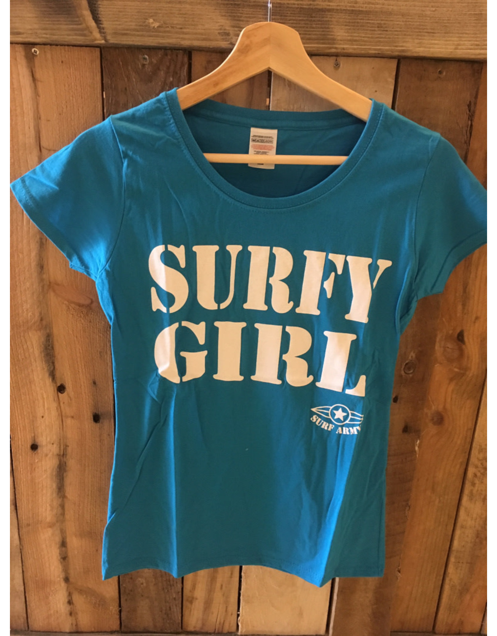 Surf Army Surf Army Surfy Girl Tee