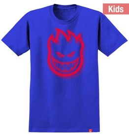 Spitfire Spitfire Youth Head Blur T-Shirt Royal