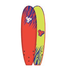 SurfnSun SurfnSun Surfboard EPS Tigersquid 6.0