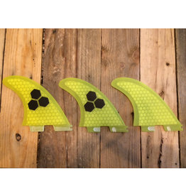 FCS Madness FCS II Fins Honeycomb G5 117mm