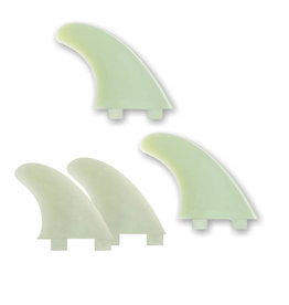 Koalition KOALITION Surfboard Fins Quad FCS