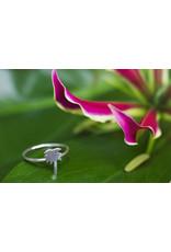 At Aloha At Aloha Palmtree Ring