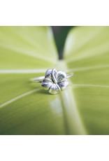 At Aloha At Aloha Hawaiian Flower Ring