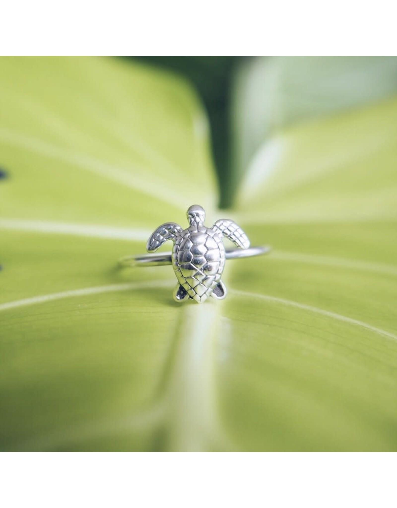 At Aloha At Aloha Turtle Ring