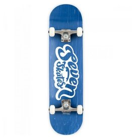 Seven Skates Seven Skates Basic Logo Blue Stain 8.25