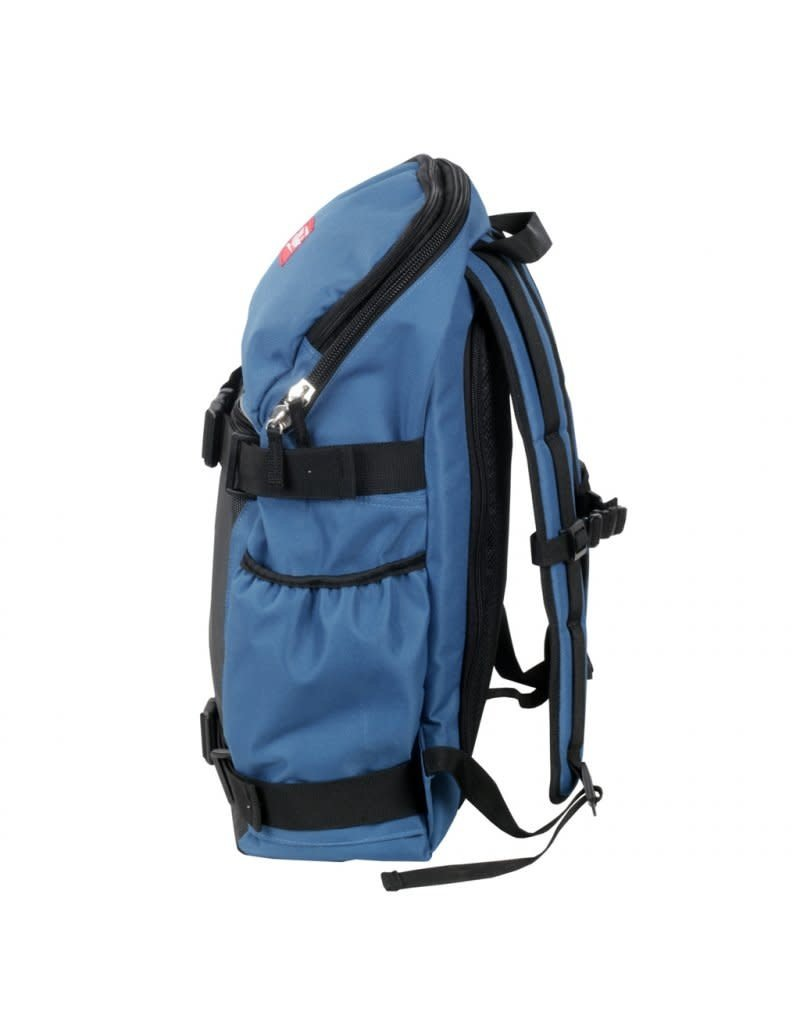 MOB MOB Skateboards Backpack Trouble Blue