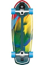 Flying Wheels Lombard Flying Wheels Parrot 29 Surf Skate