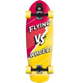 Flying Wheels Lombard Flying Wheels Versus 29 Surf Skate