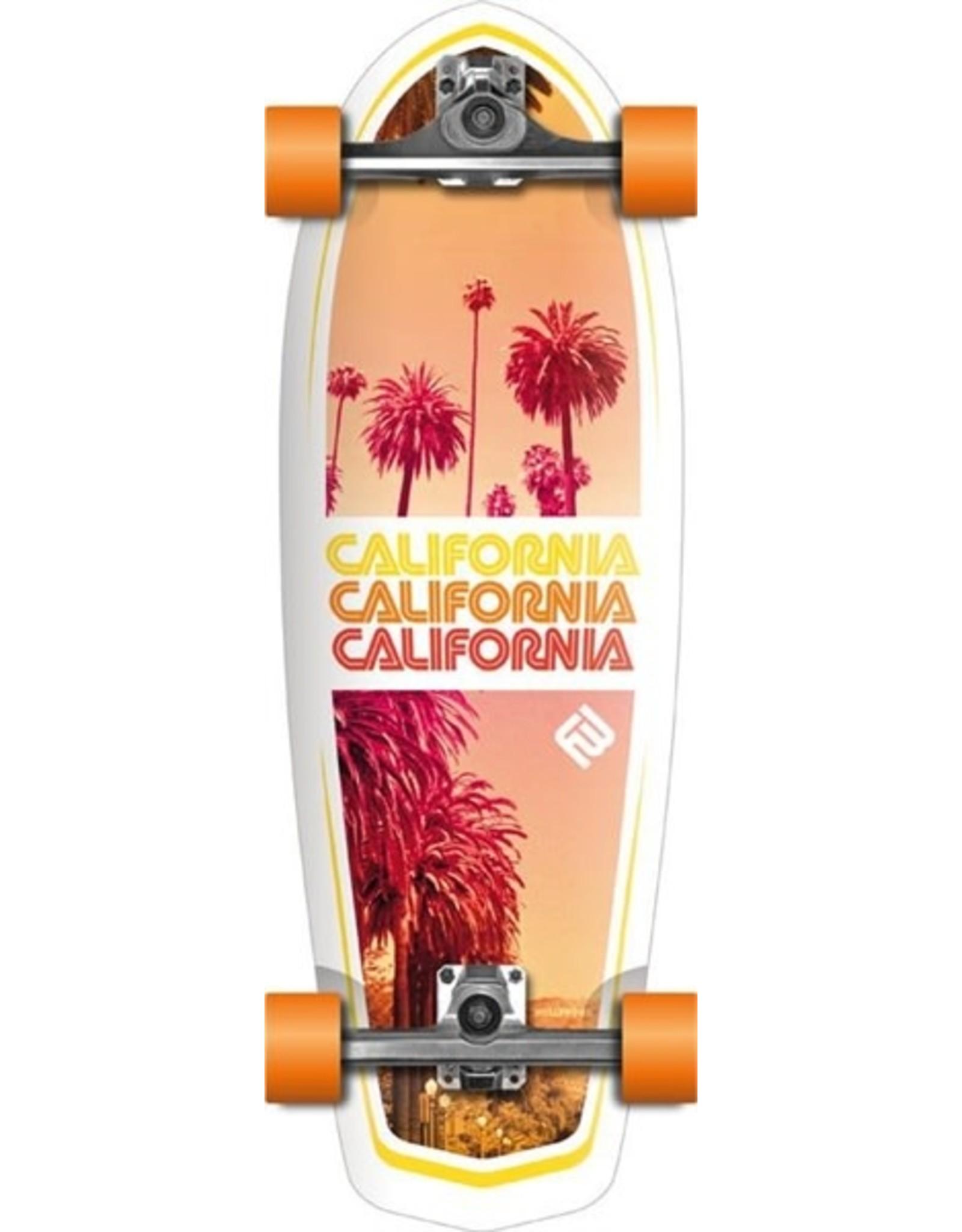 Flying Wheels Flying Wheels Ventura 29 Carve Series-surf Skate