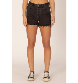 SISSTR Sisstr Salt Lovin Short Black