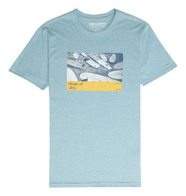 Billabong Billabong Dynamic Tee Aqua Blue