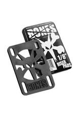 Bones Bones Riser Pads .125 2-Pack