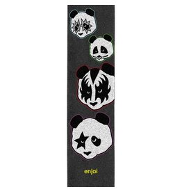 Enjoi enjoi KISS Griptape Sheet Black 9.0