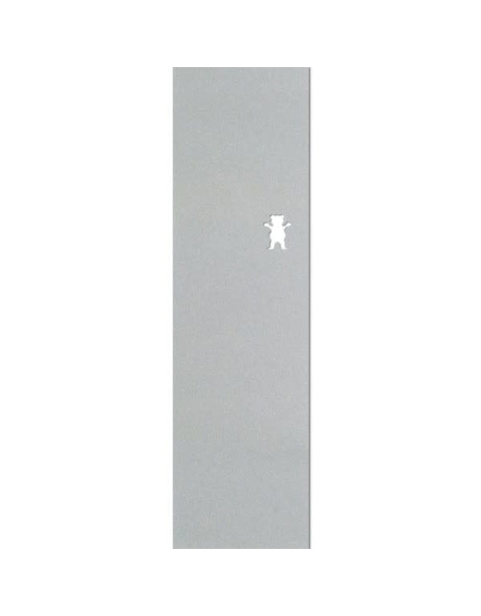 Grizzly Grizzly Clear Cutout Griptape Sheet Clear 10.0