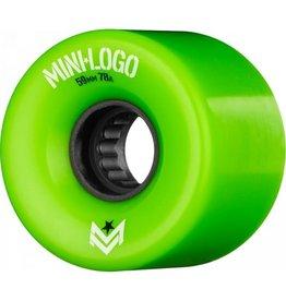 Penny Mini Logo A-Cut A.W.O.L. Green 78A 59mm