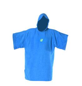 Madness Madness Poncho Kid size Blue