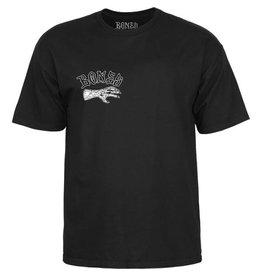 Bones Bones Nightmare T-Shirt Black