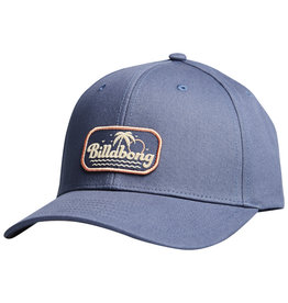 Billabong Billabong Walled Snapback Navy