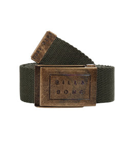 Billabong Billabong Sergeant Belt Military