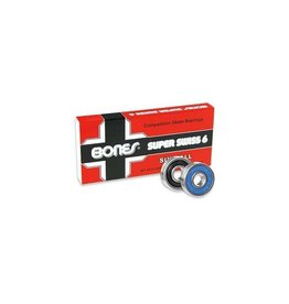 Bones Bones Super Swiss 6 Bearings 8x