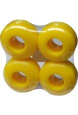 Girl Girl Blank Wheels 52mm 101A Yellow