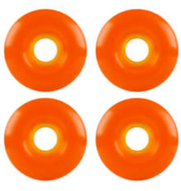 Girl Girl Blank Wheels 52mm 101A Oranje