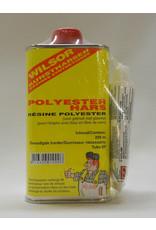 Wilsor Kunstharsen Wilsor set Polyesterhars 250 ml.+ BP harder 15 gr.