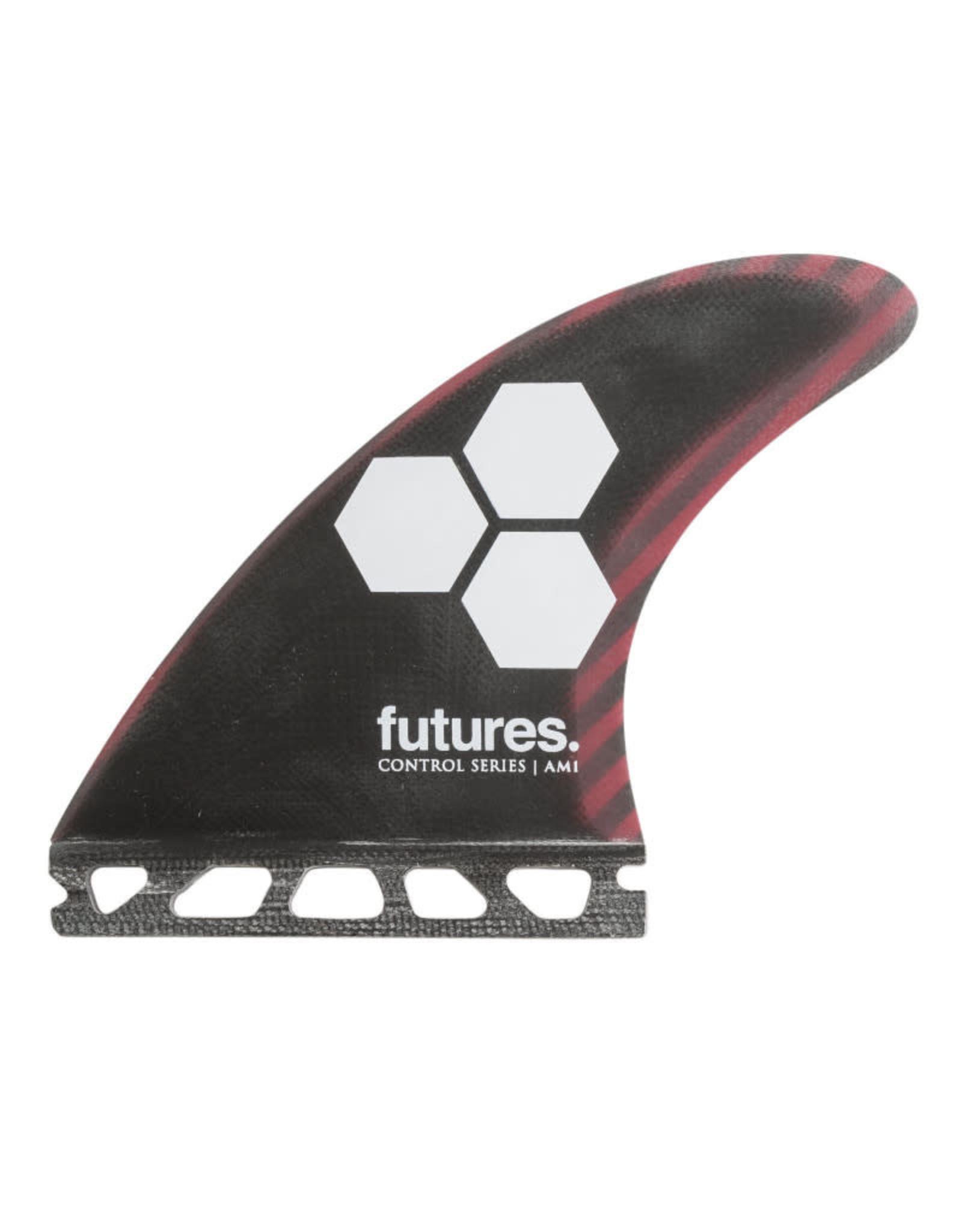 Futures Futures Fin Thruster Set AM1 Al Merrick Control