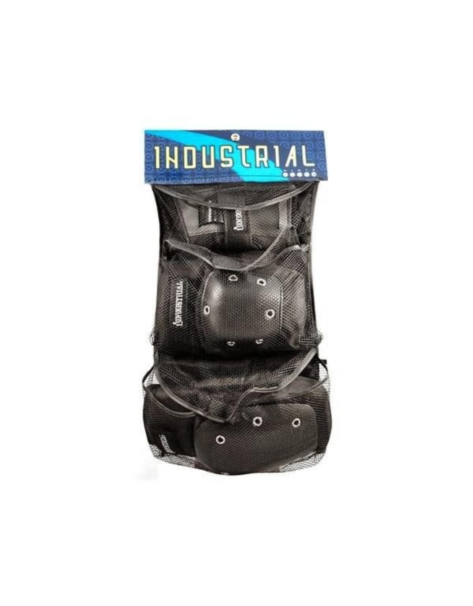 Industrial Industrial 3-IN-1 Pad Set Black