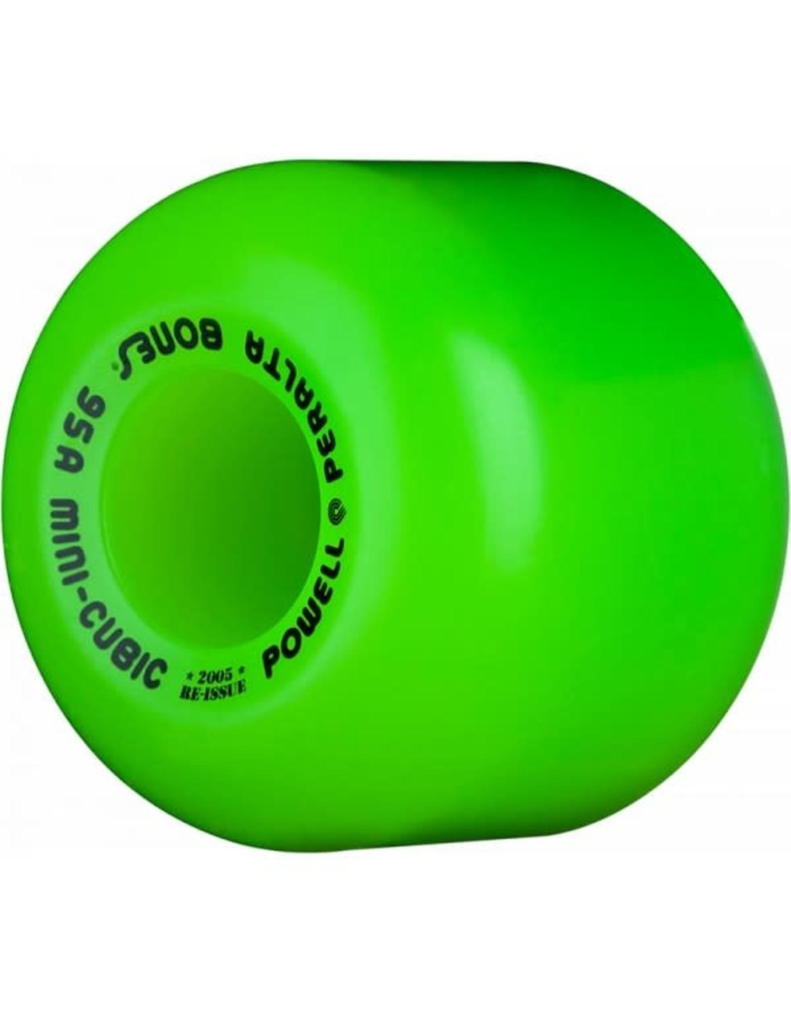Powell Peralta Powell Peralta Mini Cubics Green Wheel 95A 64mm