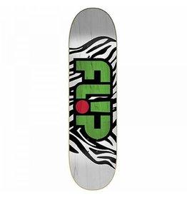 Flip Flip Odyssey Zebra Skateboard Deck 7.81