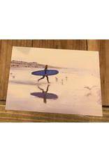 Ansichtkaart Zandvoort Surfer Strand