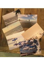 Ansichtkaart Zandvoort Surf Set