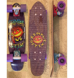 Anti Hero Grimple Stix Skateboard 6.08 Anti Hero