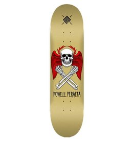 Powell Peralta Powell Peralta Halo Bolt Gold Shape 247 8.0  Skate Deck