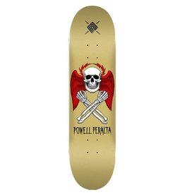 Powell Peralta Powell Peralta Skate Deck Halo Bolt Gold Shape 247 8.0
